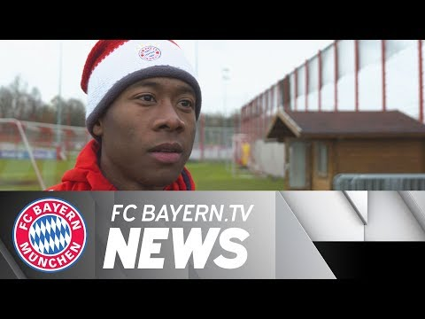 David Alaba & Co. focused on Anderlecht clash