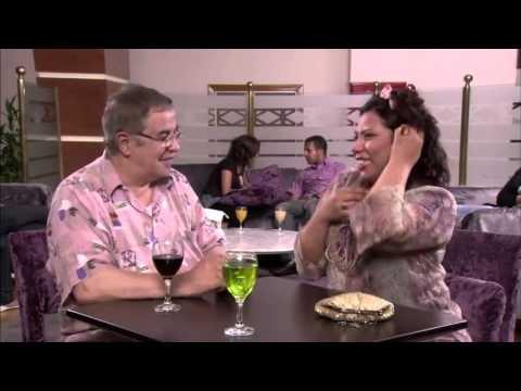 نونة المأذونة - الفنان سعيد طرابيك في مشهد رومانسي مع إيمان السيد