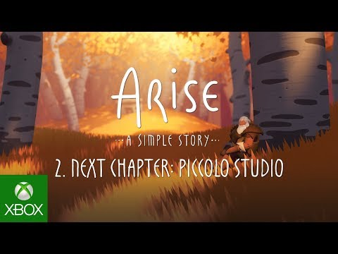Arise: A Simple Story 2. Next Chapter: Piccolo Studio | Dev Diary