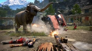 What Makes Far Cry 4 'New Gen' Anyway?