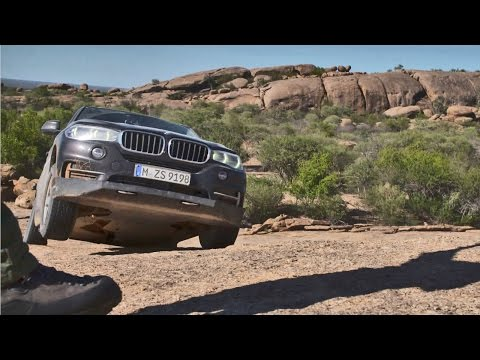 2016 BMW X5 Adventure Trip in Namibia