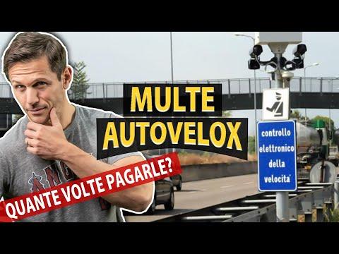 Più MULTE con AUTOVELOX: quante volte PAGARE? | Avv. Angelo Greco