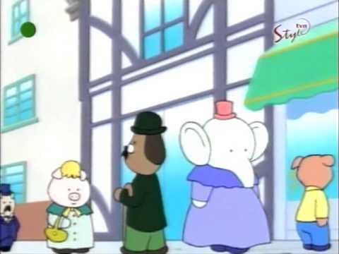 Hello Kitty - odcinek 04 B bajki - Wyprawa do miasta PL