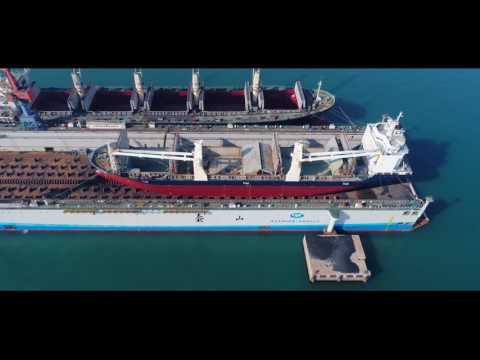 "Dockung MS ""MAPLE LOTTA"" in Qingdao"