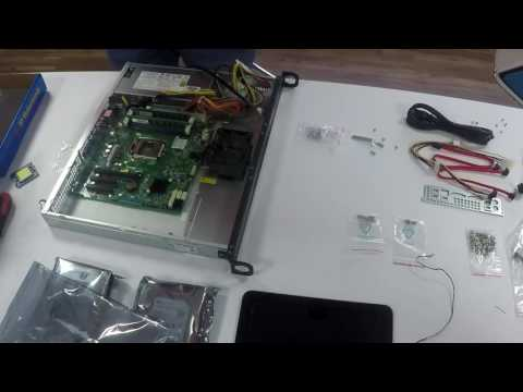 Afrihost Time Lapse - Server Build