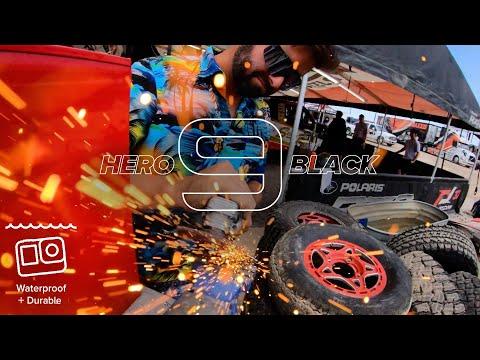 GoPro: HERO9 Black | Durable and Waterproof
