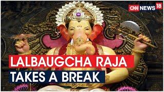 Lalbaugcha Raja To Celebrate Ganeshotsav With Blood & Plasma Donations | CNN News18 - IBNLIVE