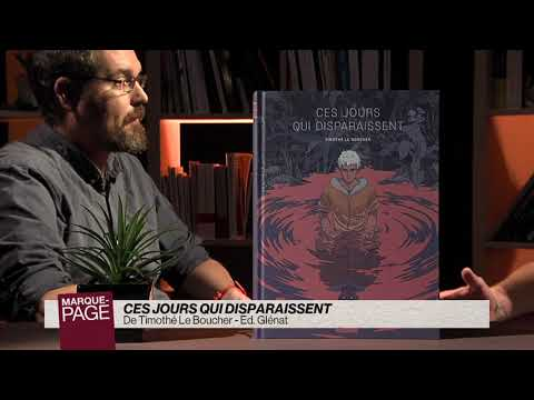 Vidéo de Timothé Le Boucher