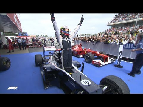 Maldonado's Sublime Victory | 2012 Spanish Grand Prix