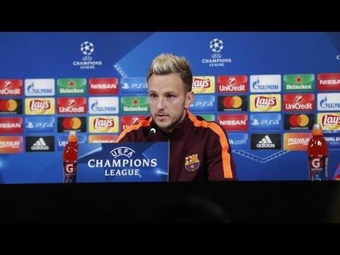LIVE - Press conferences ahead of Juventus - FC Barcelona