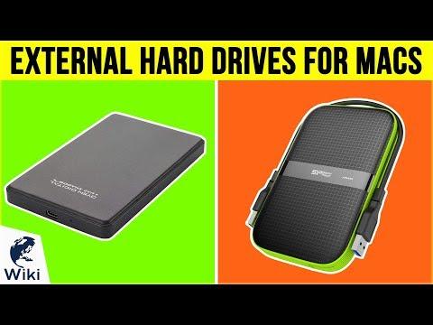 10 Best External Hard Drives For Macs 2019
