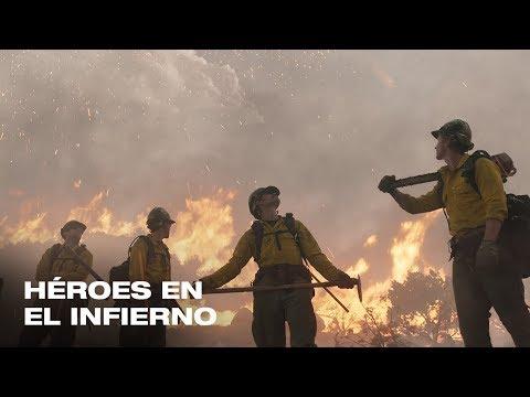 HÉROES EN EL INFIERNO. Los mandamientos de los bomberos. En cines 2 de marzo.