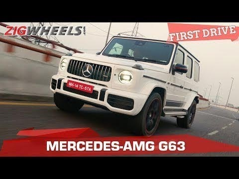 2018 Mercedes-AMG G63 Review | Demon Wears Prada | Zigwheels.com