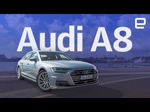 Technology-packed 2019 Audi A8 hands-on