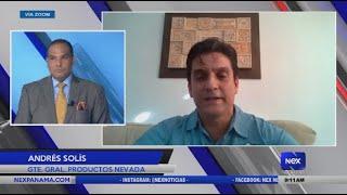 Entrevista a Andrés Solis, Gte. Gral. Productos Nevada