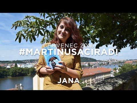 Červencové knižní tipy: Jana - Uvnitř mé hlavy #martinusaciradi