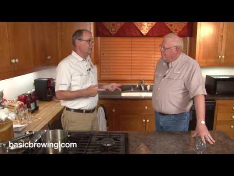 Hoppy Kombucha - Basic Brewing Video - July 27, 2017