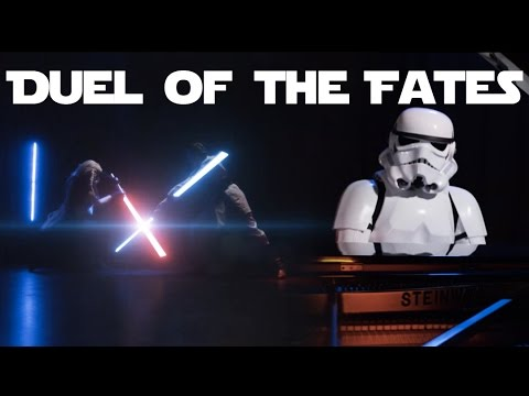 connectYoutube - Duel of the Fates - STAR WARS Piano/Flute Cover