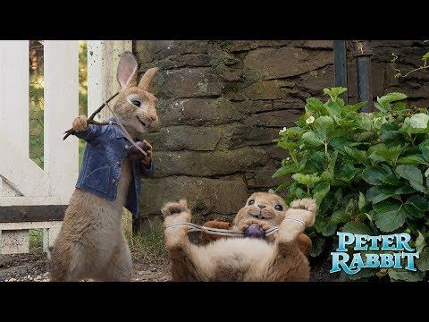 PETER RABBIT. Escapa de McGregor. En cines 23 de marzo.