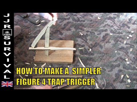 How To Make A Figure 4 Trap Trigger (modded figure 4)