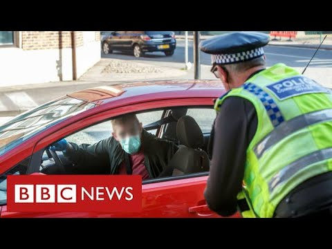 Up to £10,000 fine for failing to self-isolate in England - BBC News