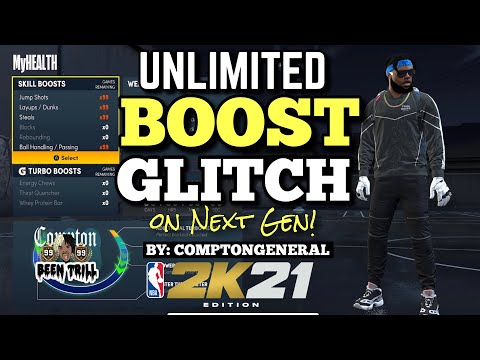 NEW  NBA 2K21 UNLIMITED BOOST GLITCH 🔥 AFTER PATCH 🔥 NEW NEXT GEN EXPLOIT 💯