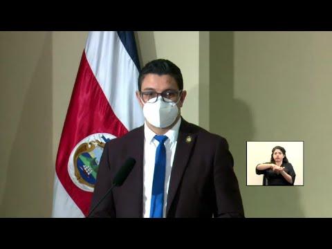 Actualización COVID19 - Anuncio: Obligatoriedad Vacunación - Martes 28 Setiembre 2021 (Costa Rica)