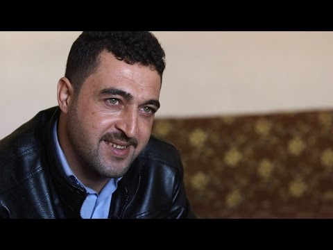 Jordan: Syrian family prepares for a new life in Texas