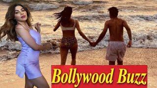 Janhvi Kapoor shares picture with a mystery man | Nikki Tamboli shares new hot video on social media - IANSINDIA