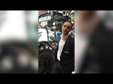 Valtra Launches New S394 with SmartTouch User Interface