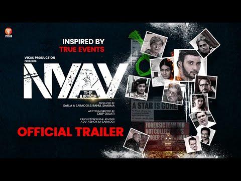 Nyay: The Justice Official Trailer   Zuber K Khan, Shreya Shukla   Dilip Gulati   Coming Soon