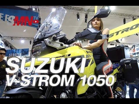 Suzuki V-Strom 1050 XT 2020 - EICMA 2019 [FULLHD]