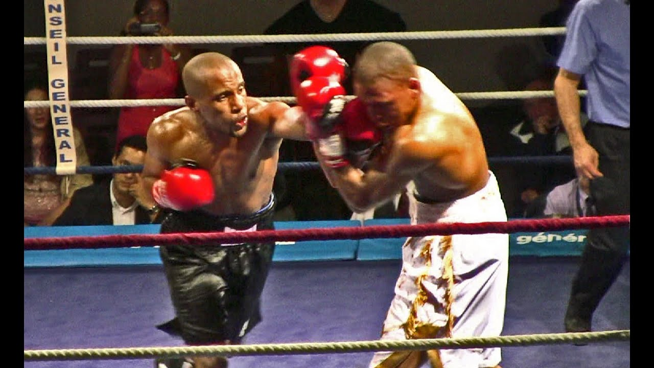 Boxe LIONEL PICORD vs HOWARD COSPOLITE 2011