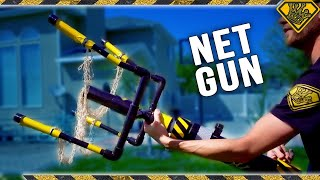 Making a Net Gun
