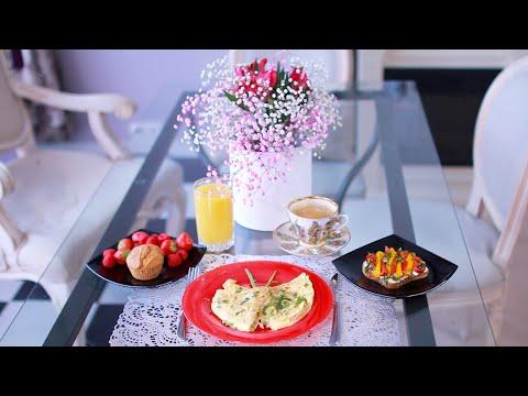 Мой вкусный испанский завтрак в России. Простой рецепт из доступных продуктов.