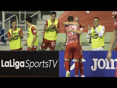 ElPozo Murcia Costa Cálida - Inter FS Jornada 34 Temp 20 21