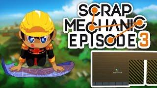 video : Unsterbliicher Scrap Mechanic: Porte coulissante - #3 en vidéo
