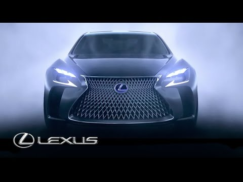 Lexus Geneva Motorshow Press Conference