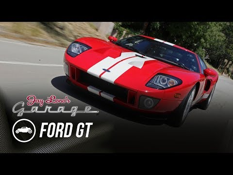 Inside Look At Designing The 2005 Ford GT - Jay Leno's Garage