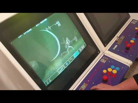 Irem M72 Multi /Arcade Gameplay Ninja Spirit Live