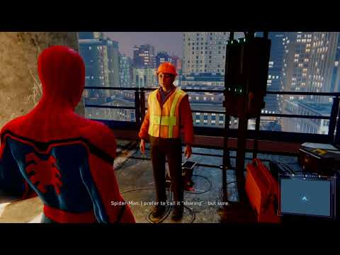 Spider Man PS4 pro gameplay part 8 no Commentary