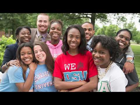 AKA HBCU Scholarship Donation to Delaware State University
