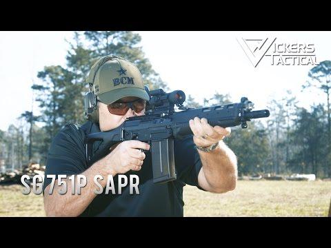 SG 751P Sapr Precision Rifle