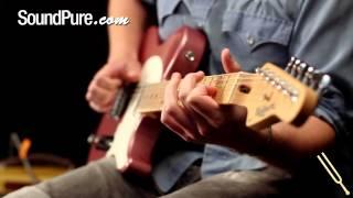 Melancon Pro Artist T Burgundy Mist - Electric Guitar Demo