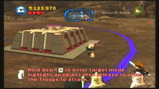 Lego Star Wars III The Clone Wars Walkthrough Part 14