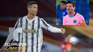 La táctica que haría posible que Cristiano Ronaldo se enfrente a Messi | Telemundo Deportes