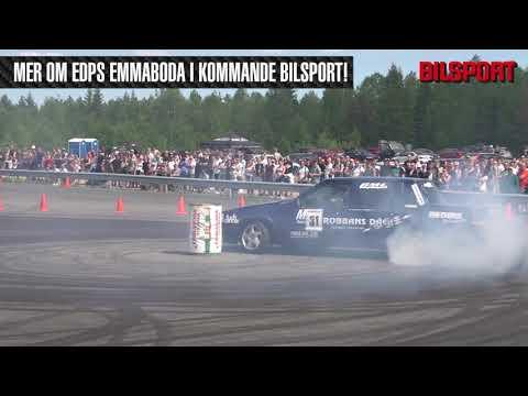 Drifting under EDPS Emmaboda 2018