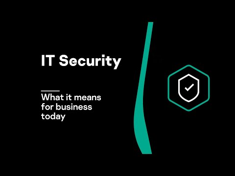 IT SECURITY: WHAT IT MEANS FOR BUSINESS TODAY
