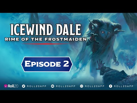 Rime of the Frostmaiden | Episode 2 | Boogie