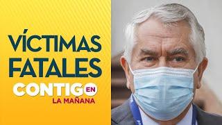 Ministerio de Salud informó 306.216 contagiados de Covid-19 en Chile - Contigo En La Mañana